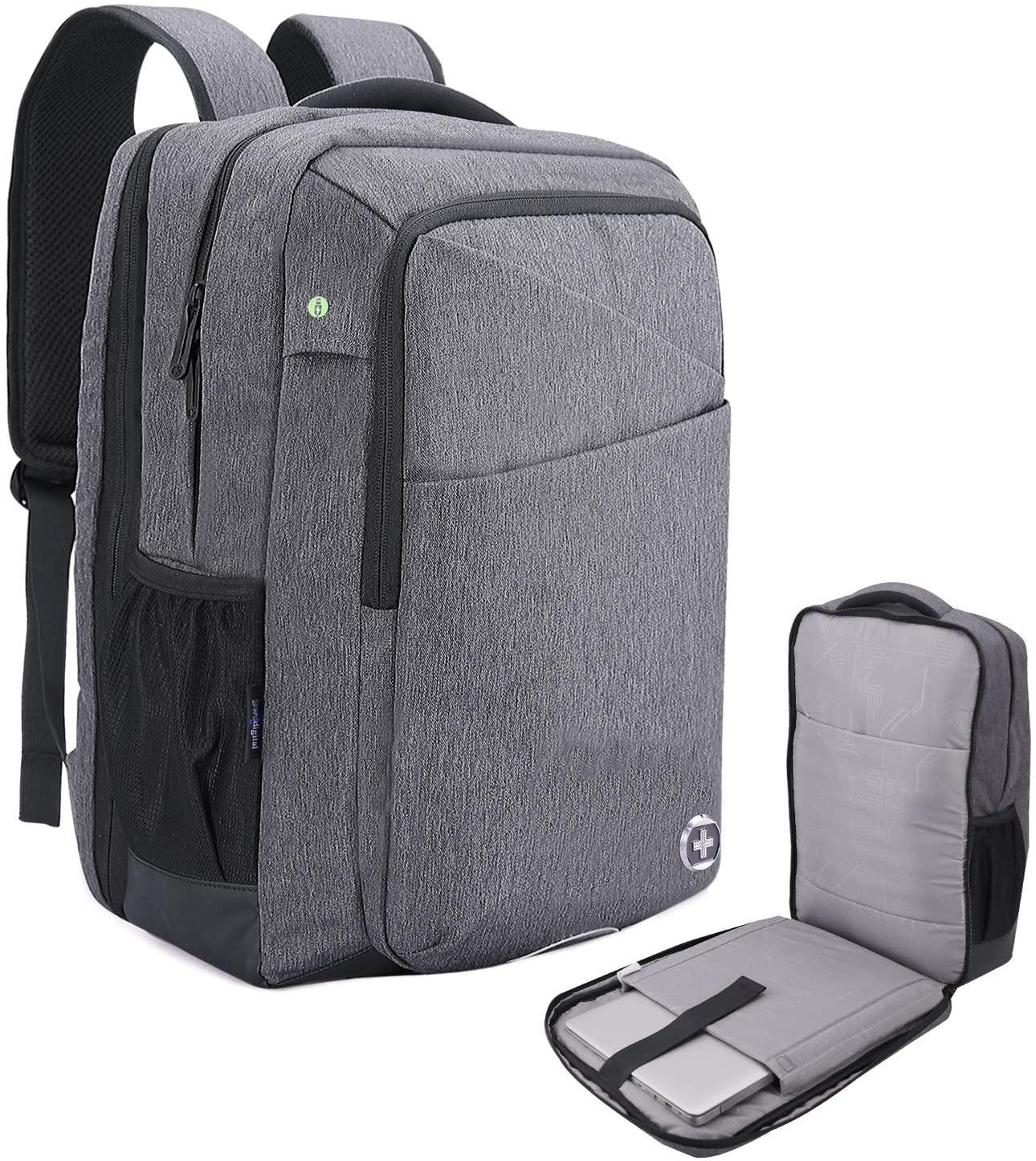 Swissdigital TSA-Friendly Backpack
