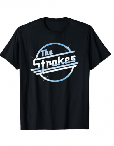 The-Strokes-T-Shirt