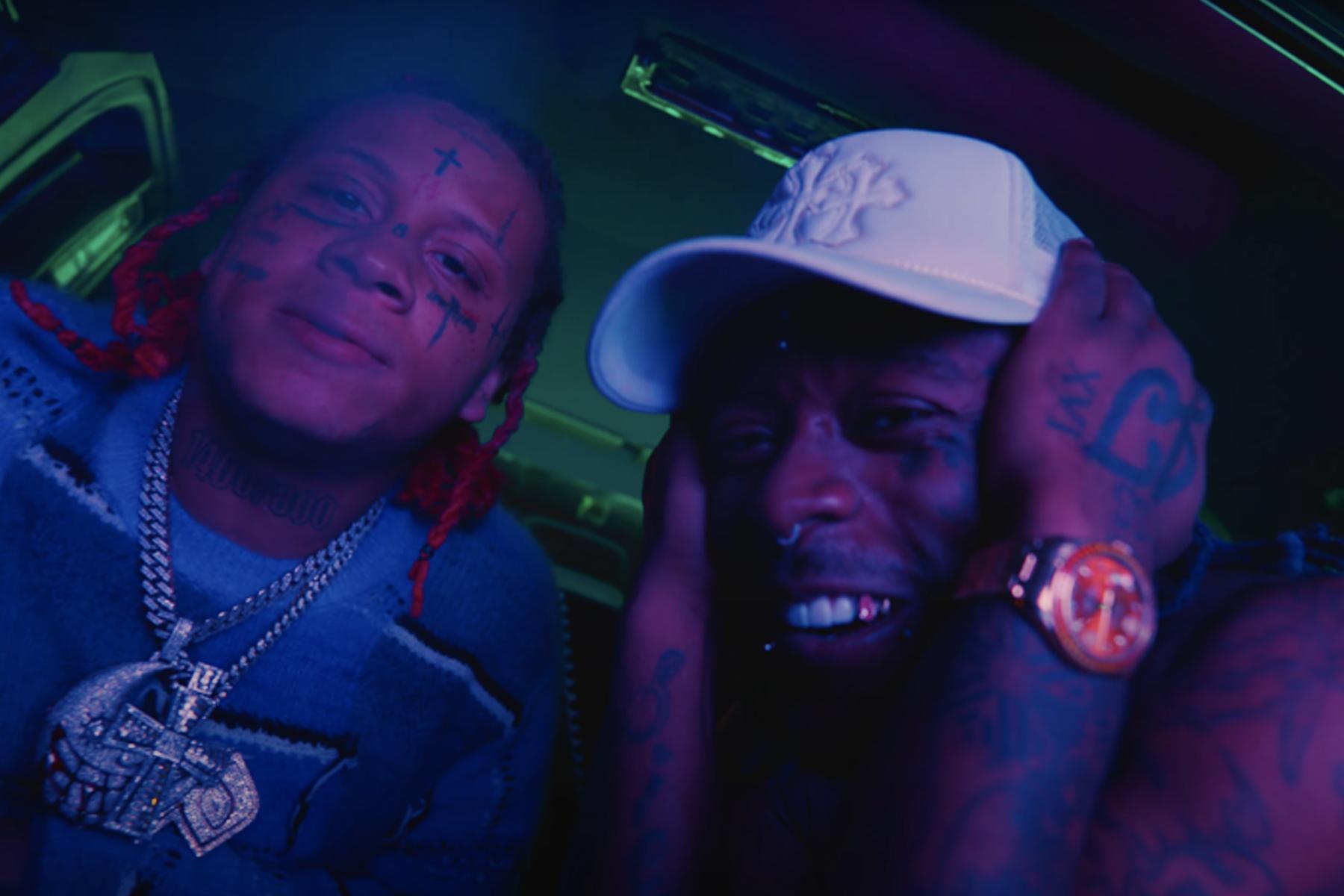 Trippie Redd, Lil Uzi Vert Hit the Arcade in New 'Holy Smokes' Video