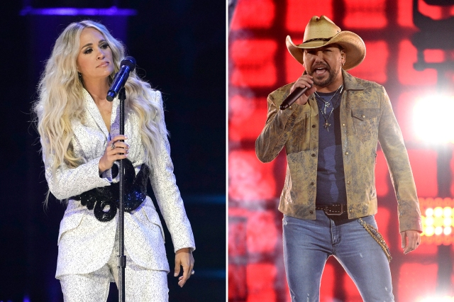 Jason Aldean, Carrie Underwood Team Up for New Duet 'If I Didn't Love You'.jpg