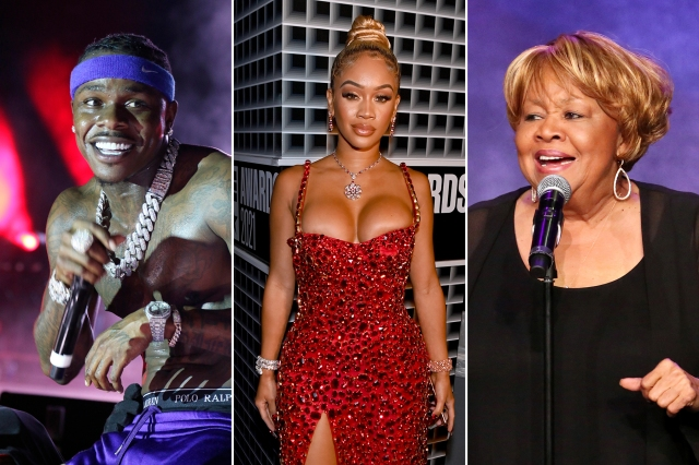 DaBaby, Saweetie, Mavis Staples to Perform at 'Can't Wait' Benefit Concert.jpg