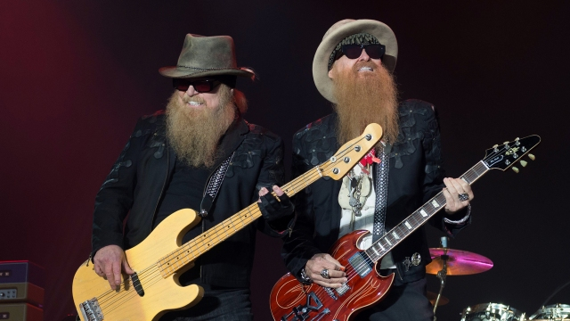 """Watch ZZ Top Perform 'Gimme All Your Lovin"""" at Dusty Hill's Last Concert.jpg"""