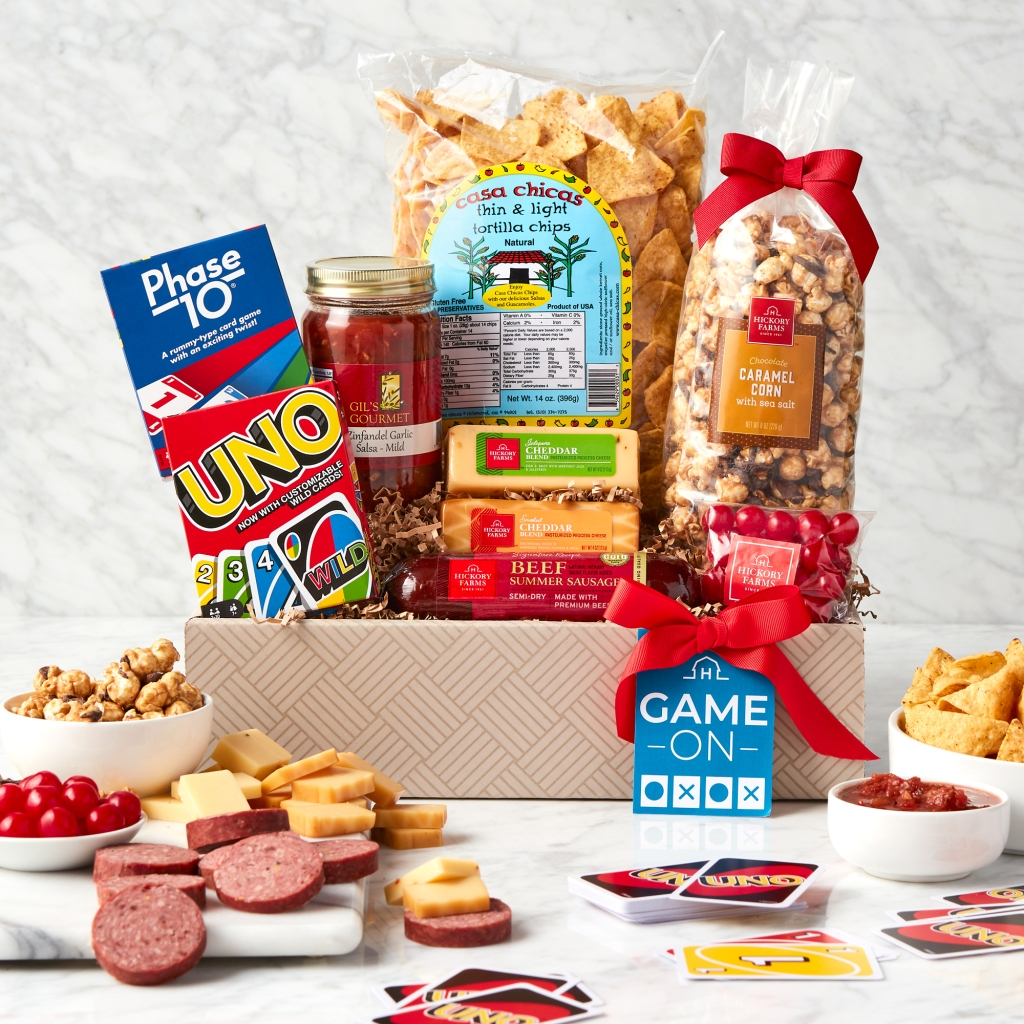 game-night-set-hickory-farms-best-gift-baskets