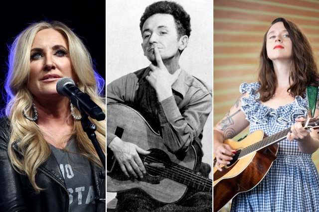 Woody Guthrie Returns, Thanks to Modern Indie and Americana Acts.jpg