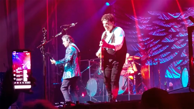 Watch Journey Perform an Epic 'Wheel In The Sky' at First Show With New Lineup.jpg