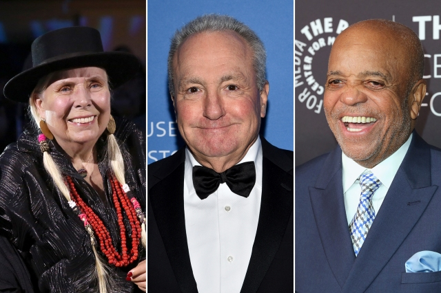 Joni Mitchell, Berry Gordy, Lorne Michaels to Receive Kennedy Center Honors.jpg
