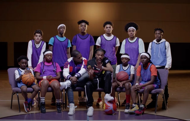 Lil Baby, Kirk Franklin Drop Video for 'Space Jam' Song 'We Win'.jpg