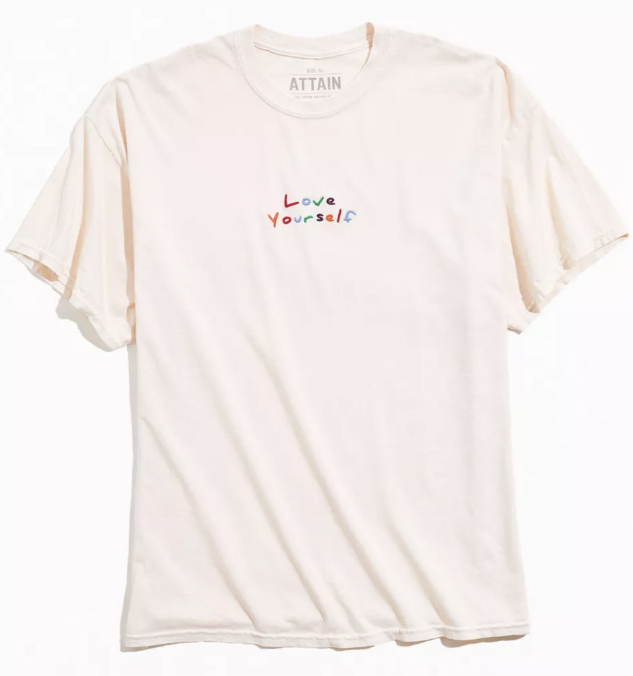 love-yourself-embroidered-best-slogan-t-shirts-tee