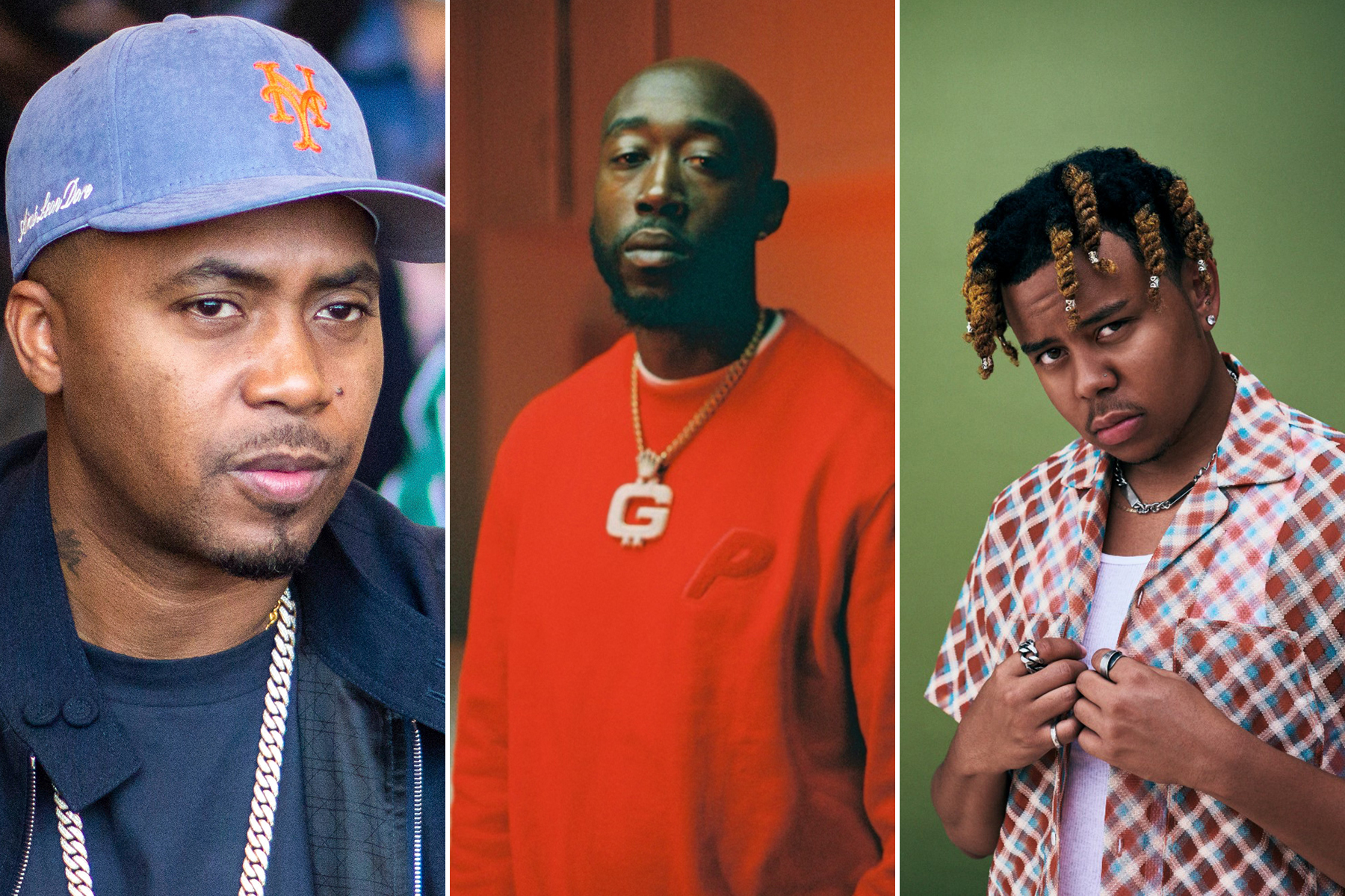 Nas, Freddie Gibbs, Cordae Team Up for 'Life Is Like a Dice Game'