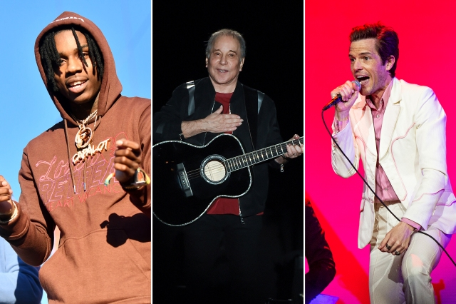Paul Simon, the Killers, Polo G Tapped for 'We Love NYC' Concert in Central Park.jpg