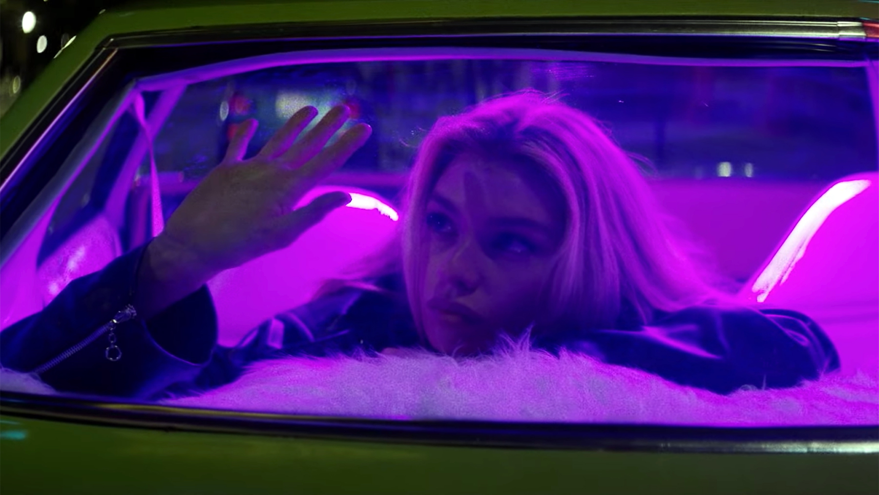 Beck Releases Video for 'Chemical' Remix Starring Stella Maxwell