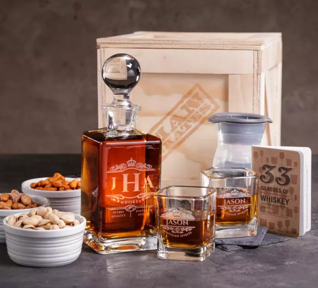 whiskey-appreciation-crate-man-crates-best-gift-baskets