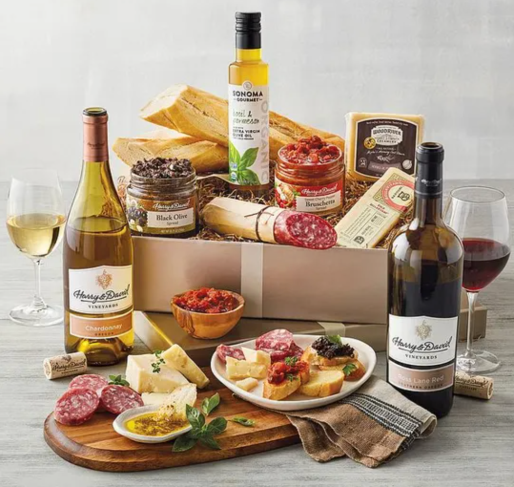 wine-pairing-collection-two-bottles-harry-and-david-best-gift-baskets