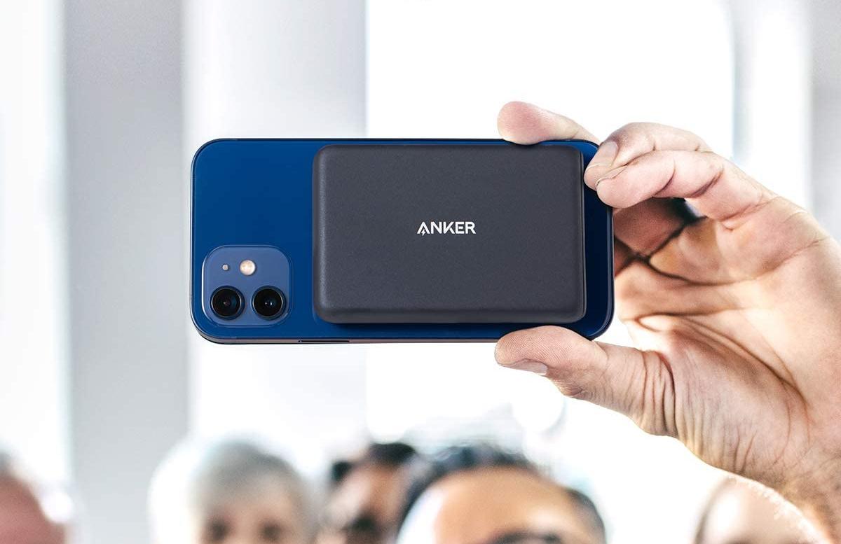Anker PowerCore Magnetic Wireless Power Bank