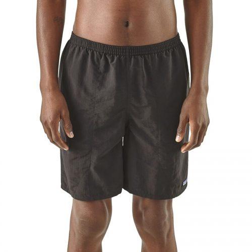 black board shorts patagonia