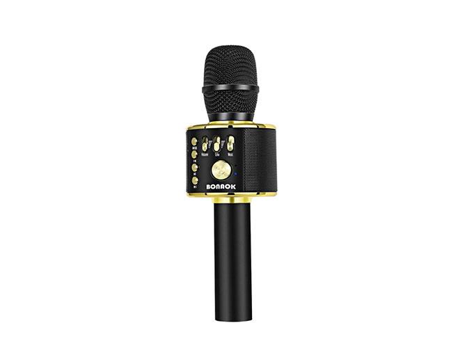 BONAOK-Karaoke-Microphone-Bluetooth-Wireless