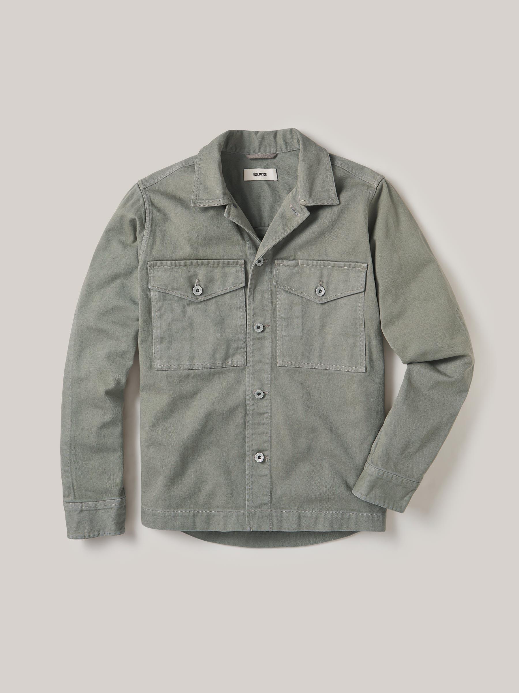 green army jacket men's