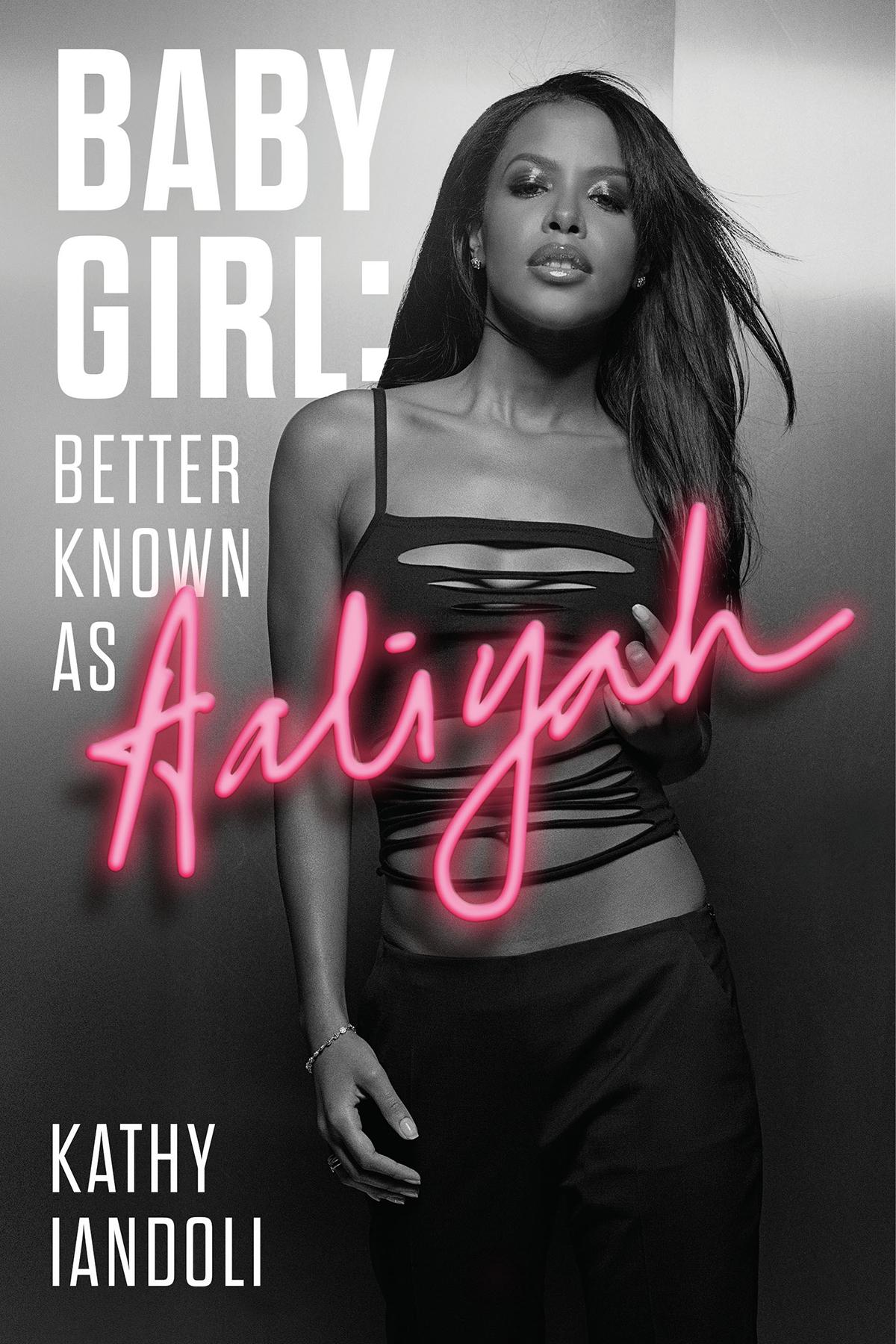 baby girl aaliyah book