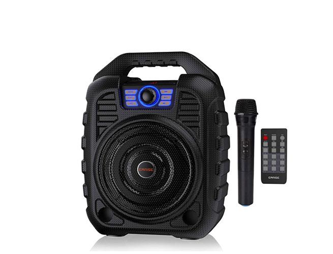 EARISE-T26-Portable-Karaoke-Machine-Bluetooth-Speaker-with-Wireless-Microphone