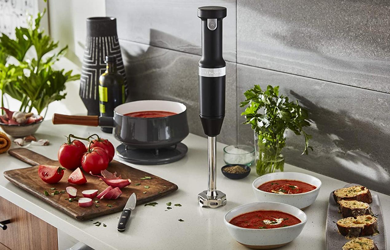 KitchenAid Cordless Variable Speed Hand Blender