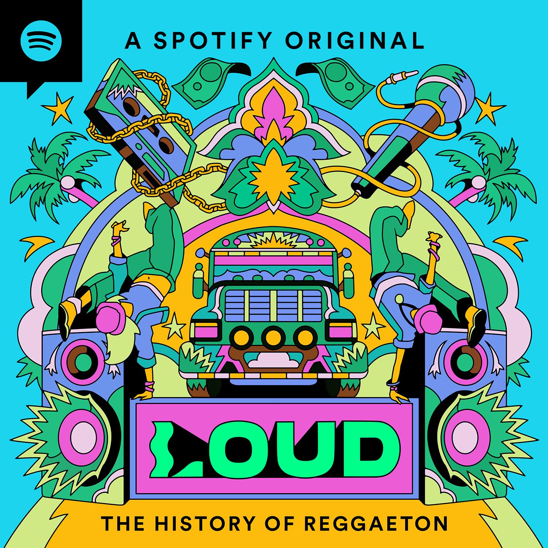 loud cover art