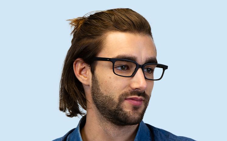 LensDirect Crispin Glasses