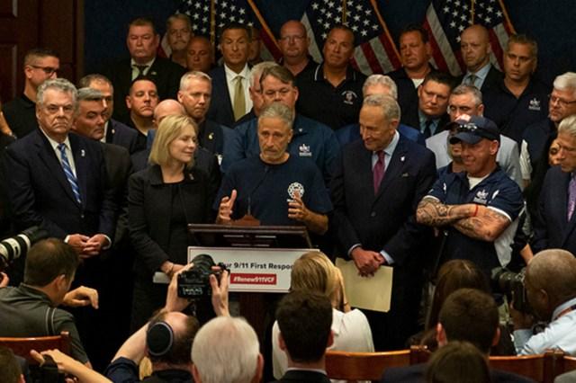 Jon Stewart Advocates for 9/11 First Responders in New Documentary Trailer.jpg
