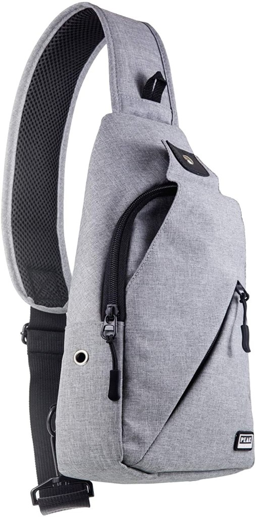 Peak Gear Sling Crossbody Bag