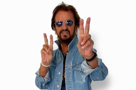 Ringo Starr 'Change the World' EP
