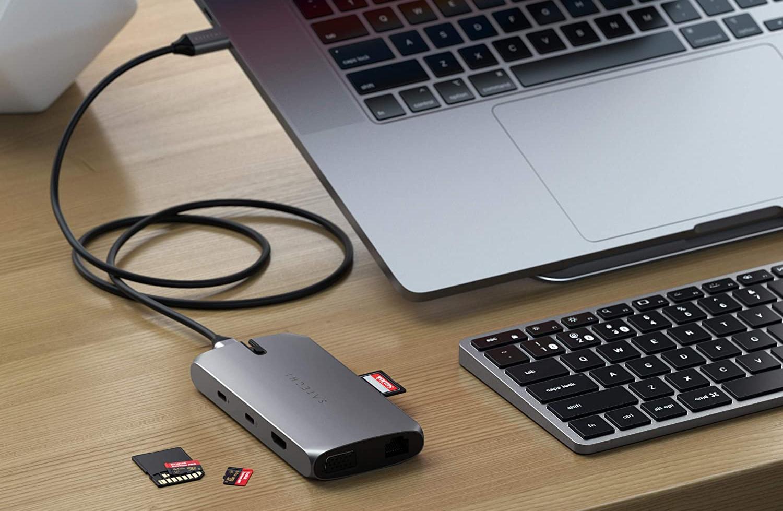 Satechi USB-C Multiport Adapter