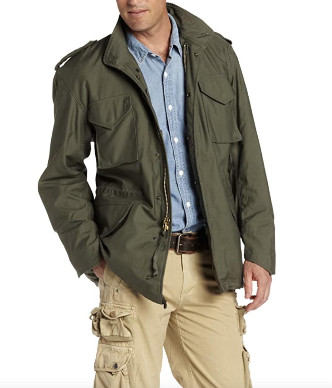 field jacket m65 alpha industries