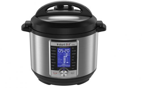 Instant Pot Ultra 6 Qt 10-in-1 Multi-Use Pressure Cooker