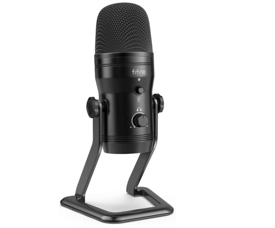 FIFINE USB Studio Recording Microphone