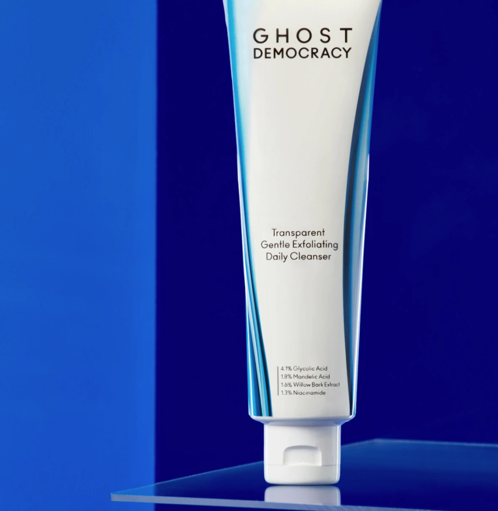 Ghost Democracy Daily Exfoliating Cleanser