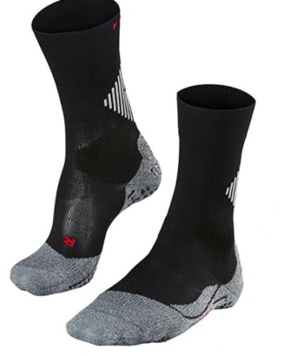 FALKE Unisex-Adult 4 GRIP Running Socks