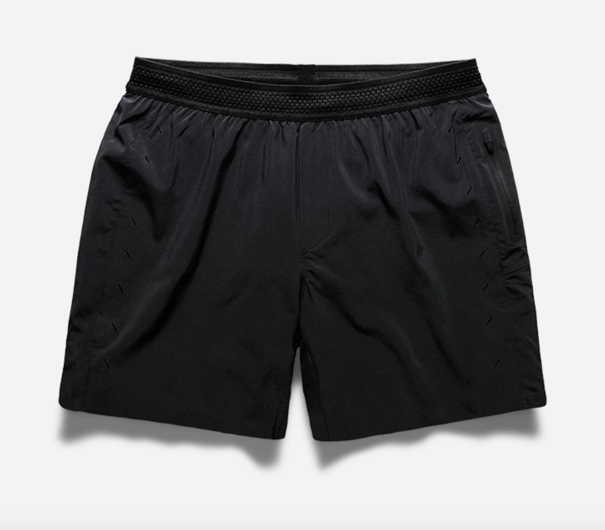 black short shorts mens