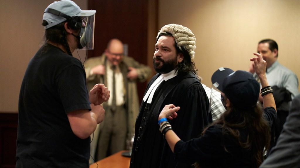 WHAT WE DO IN THE SHADOWS -- Season 3 -- Pictured (l-r): Matt Berry as Laszlo. CR: Russ Martin/FX