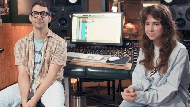 'The Breakdown': Clairo, Jack Antonoff Dive Into 'Amoeba' at Electric Lady Studios.jpg