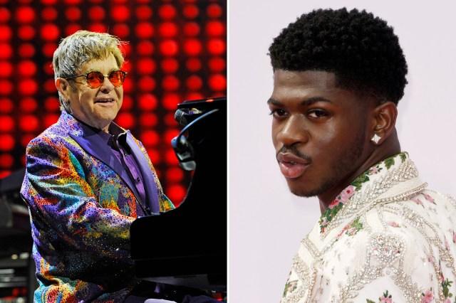 Lil Nas X to Appear on Elton John's New Album 'The Lockdown Sessions'.jpg