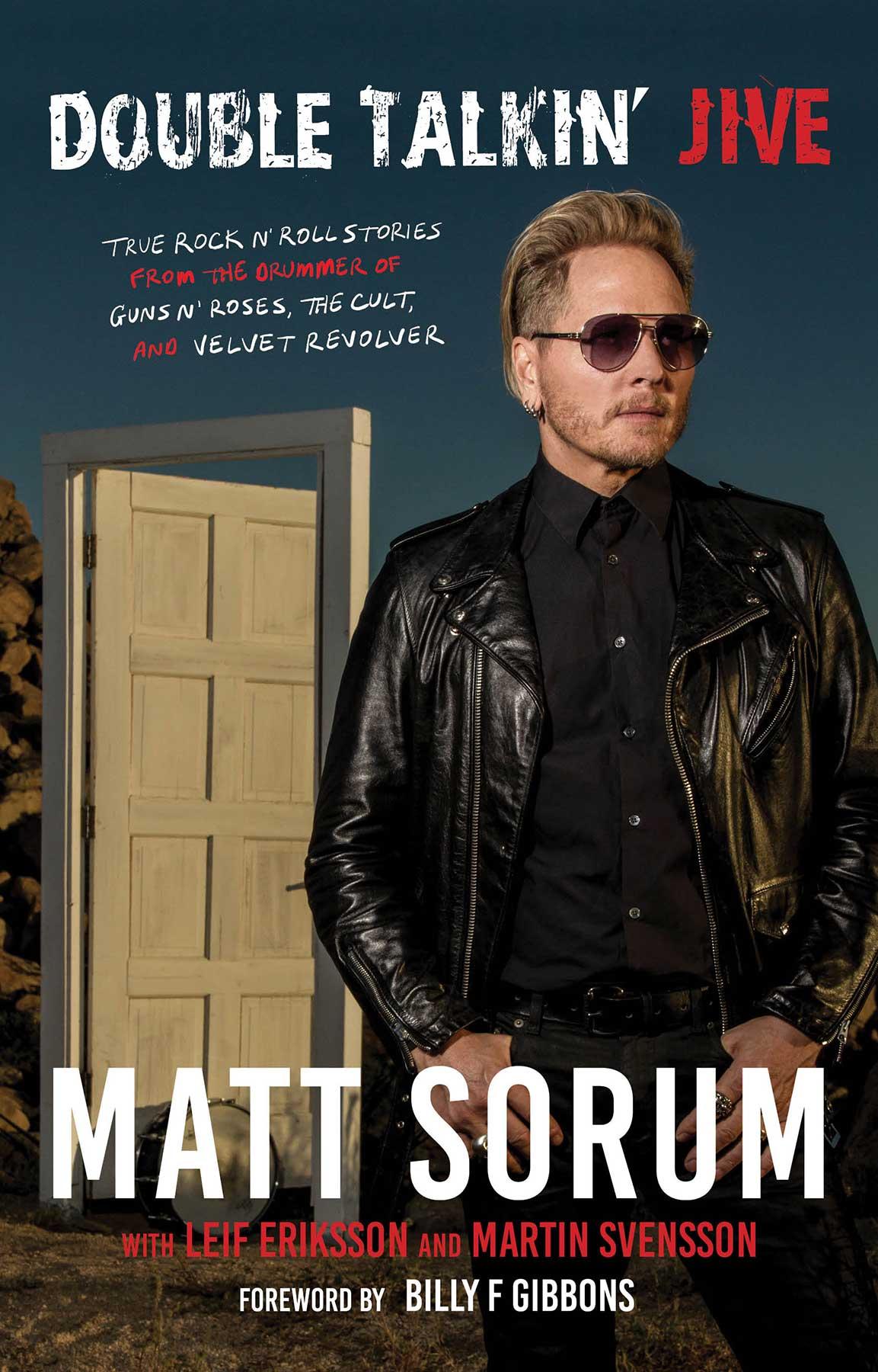 matt sorum book