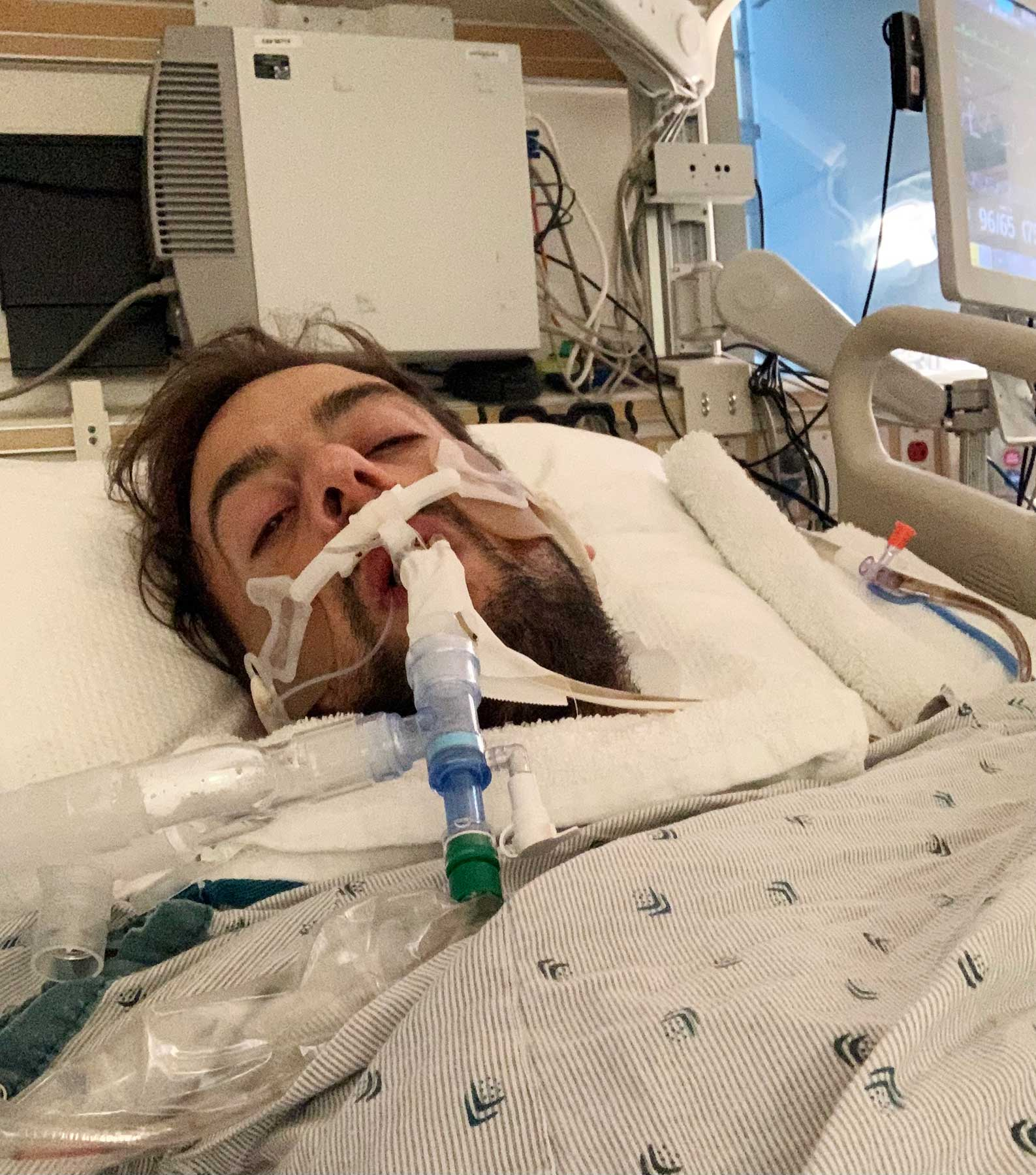 ryan in hospital