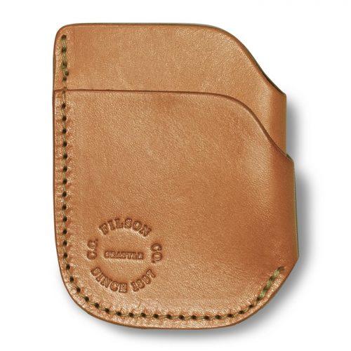 front pocket wallet leather