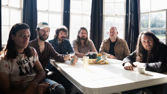 The War on Drugs Tap Indie Pop Outfit Lucius for  'I Don't Live Here Anymore'.jpg