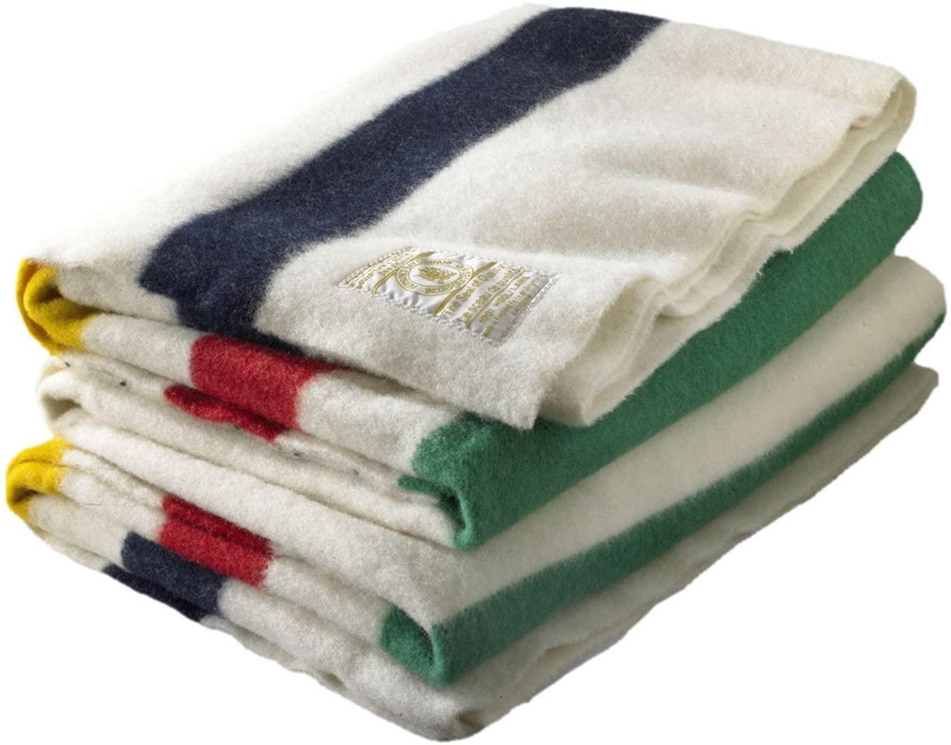 wool blanket woolrich