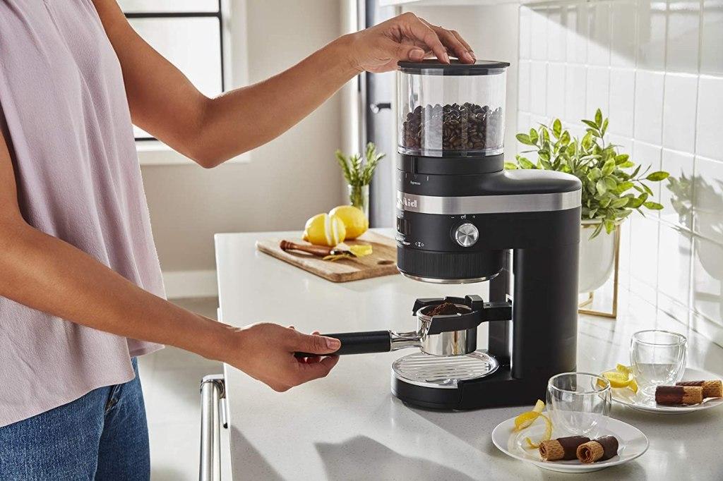 best burr coffee grinder