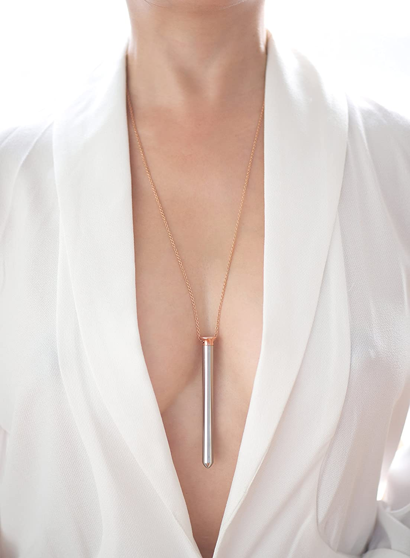 vibrator necklace womens