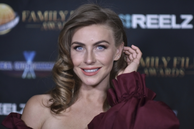 Julianne Hough Says She's 'Not Qualified' to Be a Judge on 'The Activist,' Will Still Be a Judge on 'The Activist'.jpg