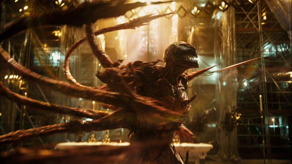 Carnage from Columbia Pictures' VENOM: LET THERE BE CARNAGE.