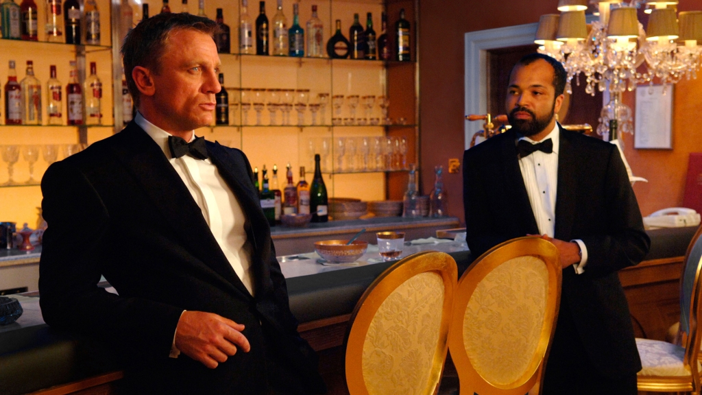 PK-15 [CR_12619_r4].jpg– Daniel Craig (left) and Jeffrey Wright (right) star in Metro-Goldwyn-Mayer Pictures/Columbia Pictures/EON Productions' action adventure Casino Royale.Photo Credit: Jay Maidment