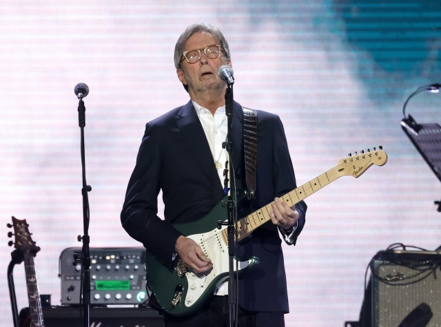 Anti-Vax Hypocrite Eric Clapton Breaks Own Vow, Plays Venue With Vaccine Mandate.jpg